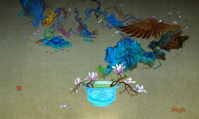 Yuxi Zhang, 'Explore', 2014