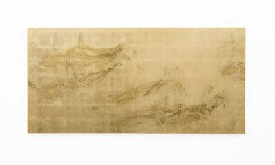 Pierre Vermeulen, 'Sweat print no. 19 (Diptych)', 2018