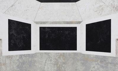 Daniel Senise, 'Rothko Chapel', 2018