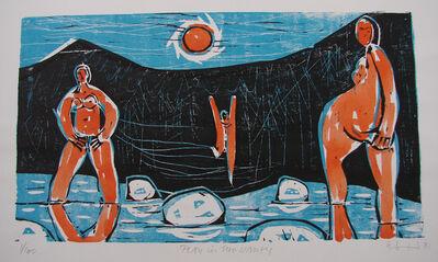 Herbert Siebner, 'Playing in the Valley', 1981