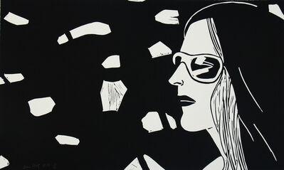 Alex Katz, 'Kym', 2008