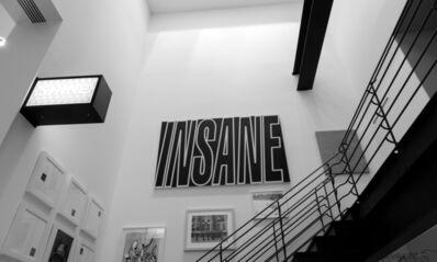 Goshka Macuga, 'Madness-Insane', 2014