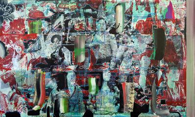 Fausto Fernandez, 'Underground Station', 2016