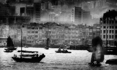 Ed van der Elsken, 'Hong Kong harbour', 1960