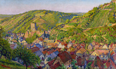 Gustave Cariot, 'Sans Titre', 1919