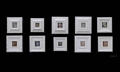 Liu Wei 刘炜, '180 Faces', 2017-2018