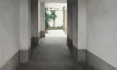 Carlos Morago, 'Entrada al patio', 2019