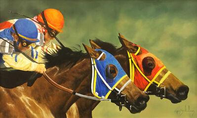 Ron Balaban, 'RACING HORSES', ca. 2000
