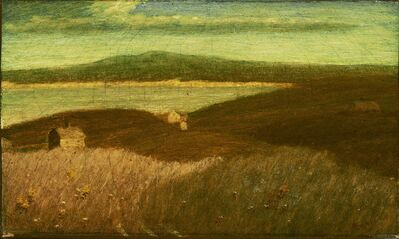 Albert Pinkham Ryder, 'Gay Head'