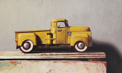 Greg Gandy, 'Yellow Toy Truck', 2013