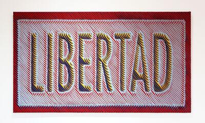Andrea Barrios, 'Libertad', 2018