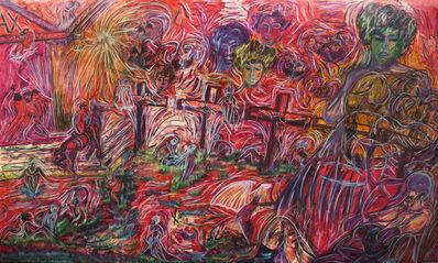 Santiago García Sáenz, 'La paz (Malvinas)', 1982