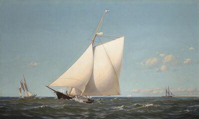 Warren Sheppard, 'Untitled (Ships)', 1876
