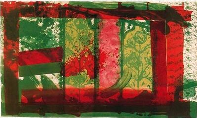 Howard Hodgkin, 'Bleeding', 1982