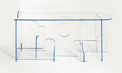 Phaedo Design, 'Lexan High Console', 2018