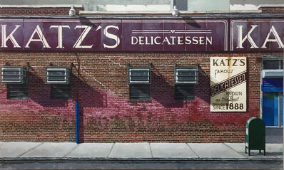 Richard Combes, 'Katz's Delicatessen ', 2018