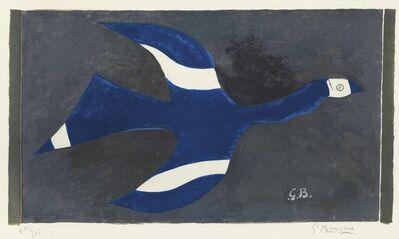 Georges Braque, 'Vol de nuit (Oiseau XII)', 1957