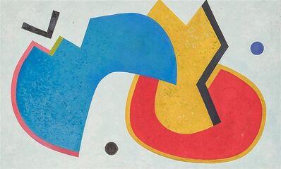 Patrick Burke, 'Vaduta', 1963