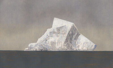 John Kelly (b.1965), 'First Berg', 2014