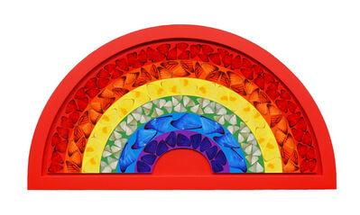 Damien Hirst, 'Butterfly Rainbow ', 2020