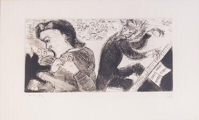 Francisco Toledo, 'La Cantante', 1970 -2000's
