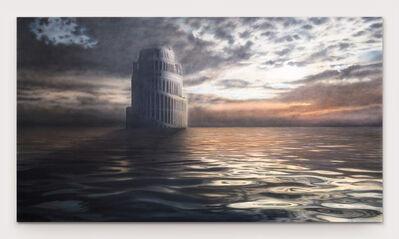 Sax Impey, 'Babel (After Cruyl/Decker/Kircher)'