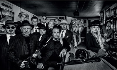 David Yarrow, 'Goodfellas', 2019