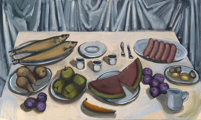 Anna Navasardian, 'Buffet', 2016