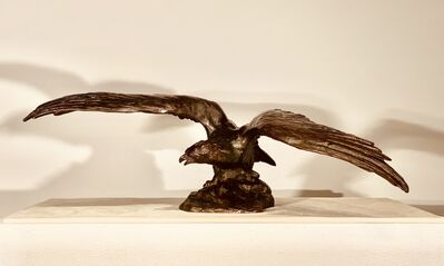 Harriet Whitney Frishmuth, 'Spread Eagle', 1910
