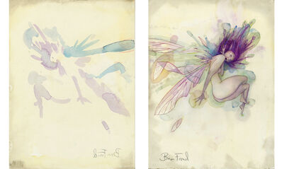 Brian Froud, 'Lady Cottington's Pressed Fairy Calendary #21', 2009