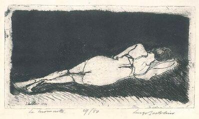 Luigi Bartolini, 'La Buonanotte', 1934