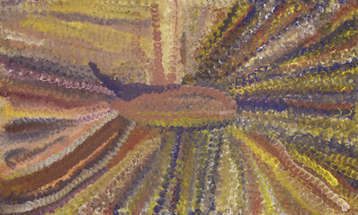 Emily Kame Kngwarreye, 'Alalgurra Soak - My Country', 1994