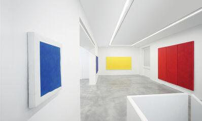 Pino Pinelli, 'Pino Pinelli. Monochrome ( 1973 - 1976) solo exhibition', 2019