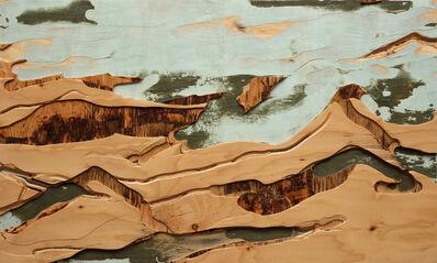 Yechel Gagnon, 'Rivières sans nom III', 2017
