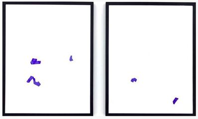 Ana Elena Garuz, 'Concentration excercises', 2016