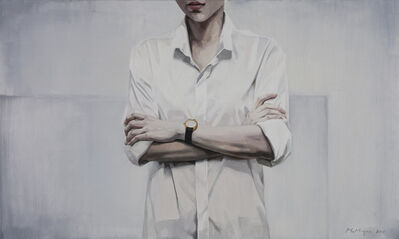 Mingze Ma, 'The Watch Isn't a Timepiece', 2015
