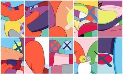 KAWS, 'No Reply (Portfolio of 10 Prints)', 2015