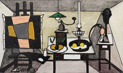 Claude Venard, 'Oeufs aux plats', ca. 1970