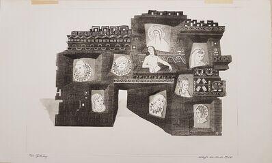 Koskela Reijo, 'Nuns' House', 1968