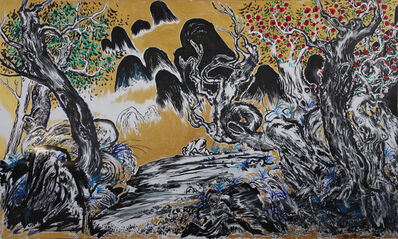 Sun Xun  孙逊, 'Appreciated Scenery', 2014