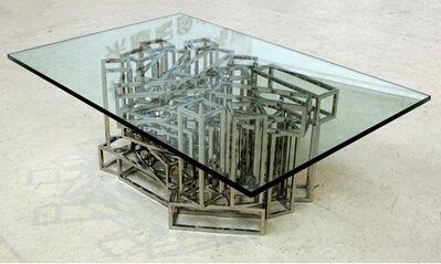XYZ Design, 'Cube Coffee Table', 2005