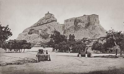 Samuel Bourne, 'Rock Of Trichinopoly ', 1869