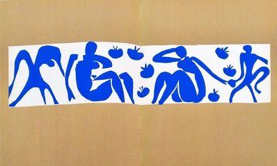 Henri Matisse, 'Femme et Singes', 1958