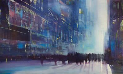 David Allen Dunlop, 'City Speed of Light', 2017