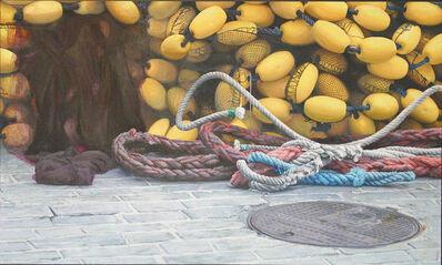 Carlos Marijuan, 'Redes de pesca (Fishing nets)', 2010