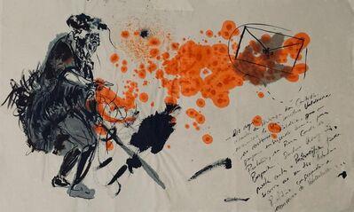 René Tavares, 'Untitled - Series Tchiloli unlimited', 2019