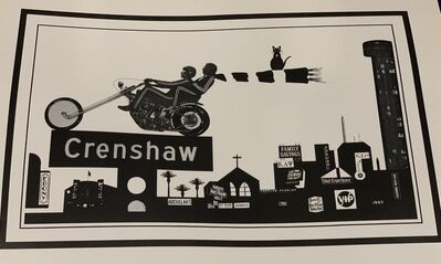 James W Jeffrey, 'Crenshaw', 1981