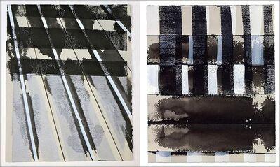 Carla Aurich, 'Fossil and Limestone 2+12', 2014