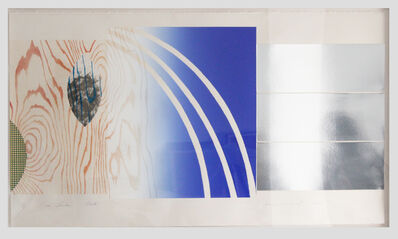 James Rosenquist, 'Horse Blinders (North) ', 1972