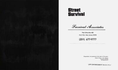 Gardar Eide Einarsson, 'Untitled (Street Survival)', 2011